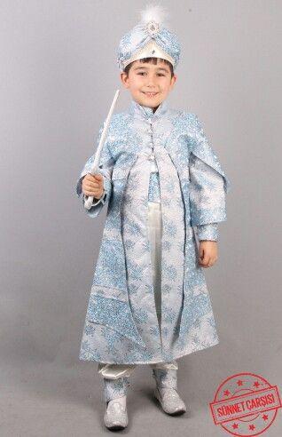 Hanedan mavi şehzade sünnet kıyafeti 0212 909 32 31 www.sunnetcarsisi.com