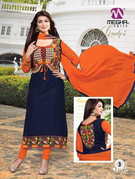 Buy Online Candy 3 Ayesha Exclusive Designer Salwar Kameez at Discount - Coupon Code Best Prices, Free Shipping, Fashion Trend India 2016
