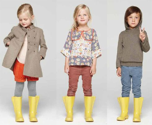 Stella McCartney Kids. Super cute!
