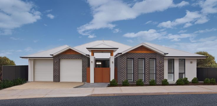 A rossdale homes display home design.