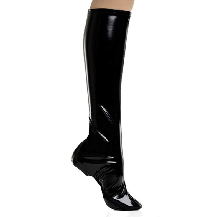 Pleather Boot Spats