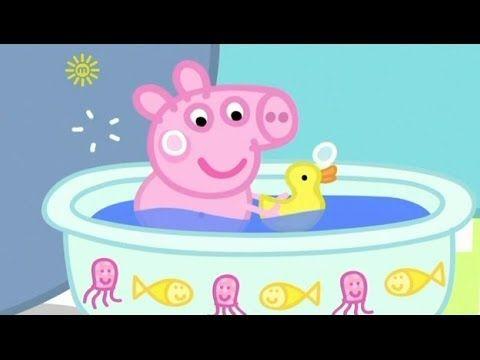 Peppa Pig New Season English 1x14   Baby Alexander Babysitting