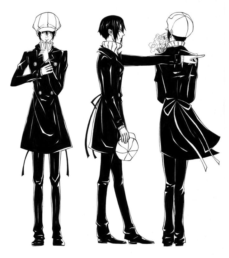 Nabari no Ou - Yoite | Anime | Pinterest | Sexy, Anime and ... Nabari No Ou Characters