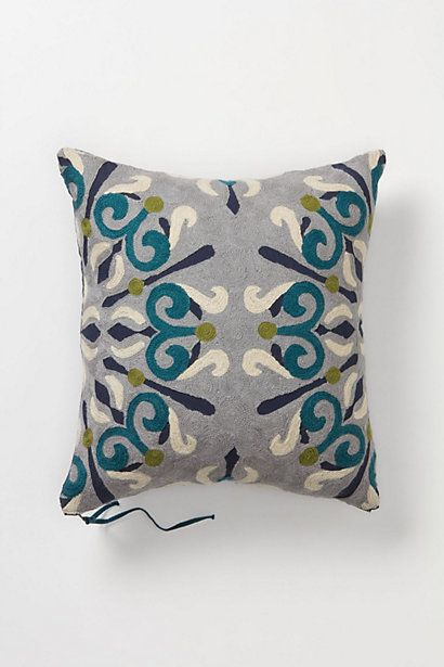 Jacobean Decorative Pillows : 22 best images about Jacobean Floral on Pinterest Fabrics, Floral pillows and For eyes