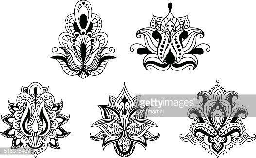 Persian Motifs