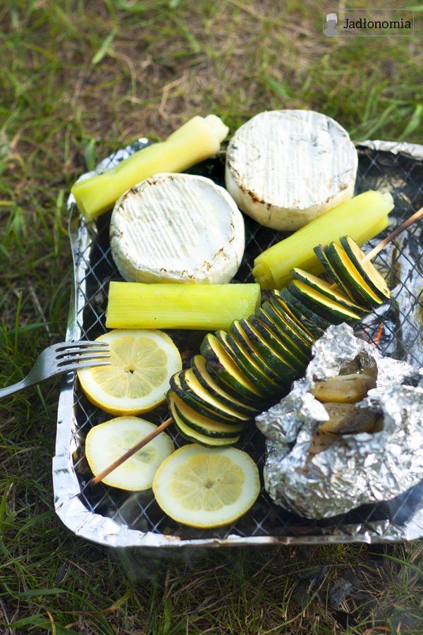 jadłonomia • roślinne przepisy: Wegetariański grill!