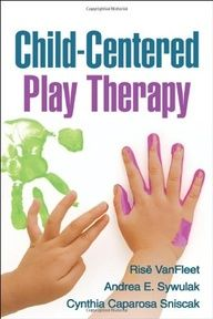 Child-Centered Play Therapy. Nondirective interventions that allow children to freely express their feelings and take the lead in solving their own problems. | #books #counseling #children