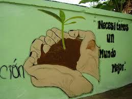 Resultado de imagen para murales ambientales