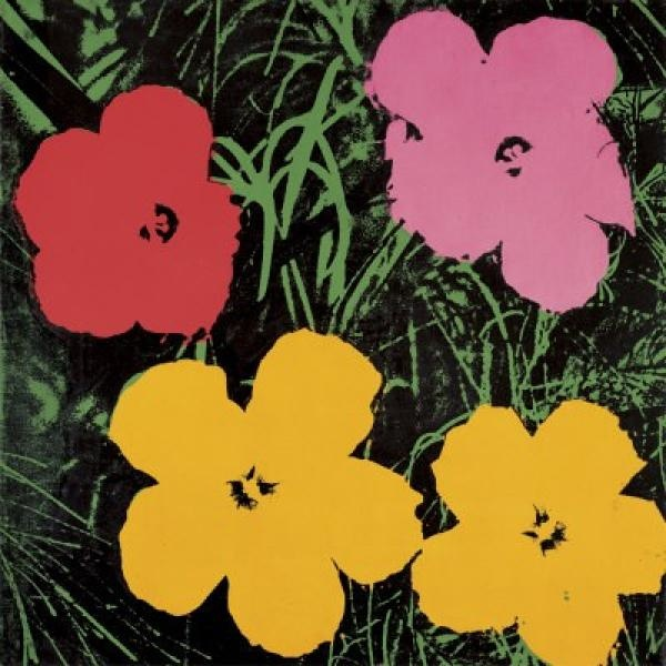 Flowers, 1964 by Andy Warhol
