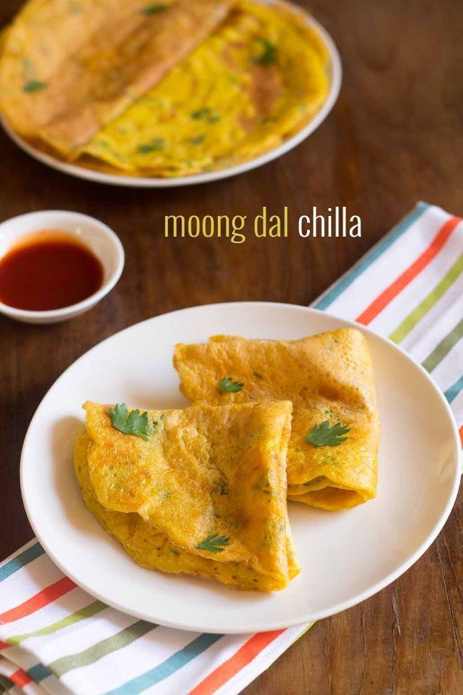 moong dal chilla recipe with step by step photos - healthy and nutritious chillas made with moong lentils.