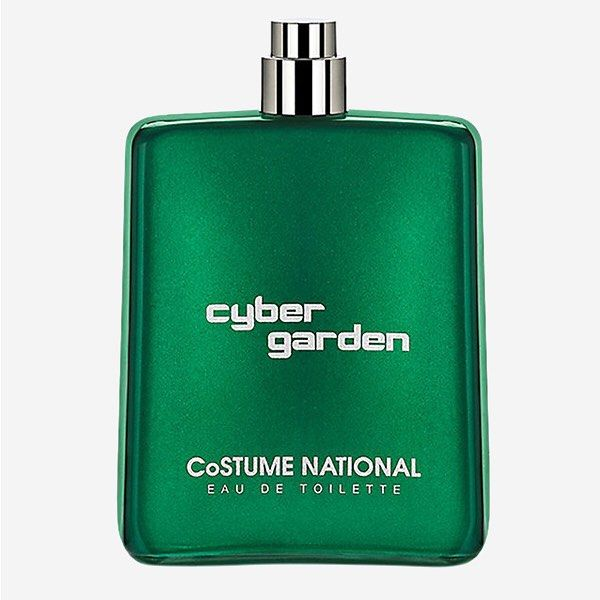 costume national scent cyber garden: this fragrance originates from a vision; the imaginary scene of a garden of the future. available in all #zambesi stores.