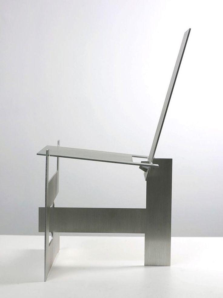 minimal furniture. ronen kadushin flatveld chair minimal designindustrial designfurniture furniture
