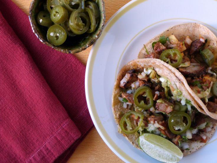 Pickled Jalapenos from FoodNetwork.com