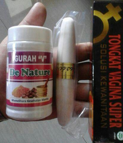 Obat perapat atau keputihan