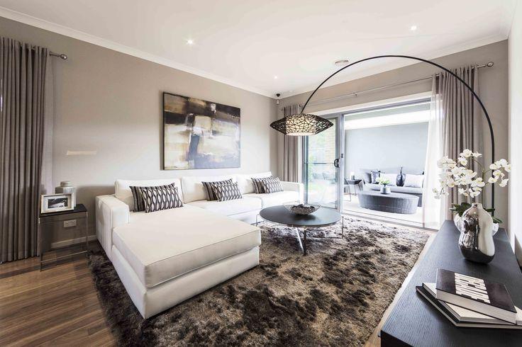 Turin - Simonds Homes #interiordesign #livingroom