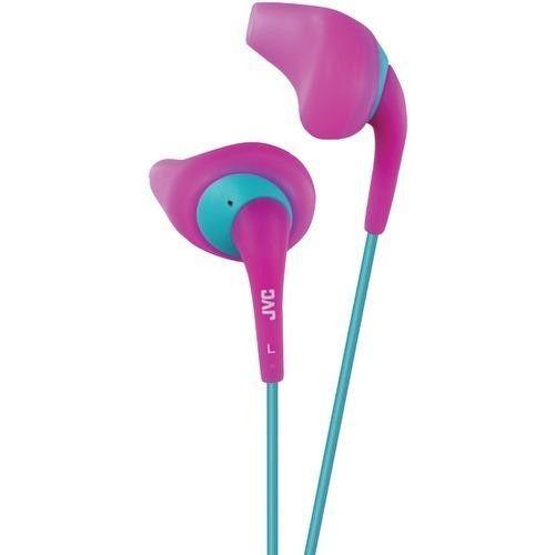 Jvc Gumy Sport Earbuds (pink) (pack of 1 Ea)