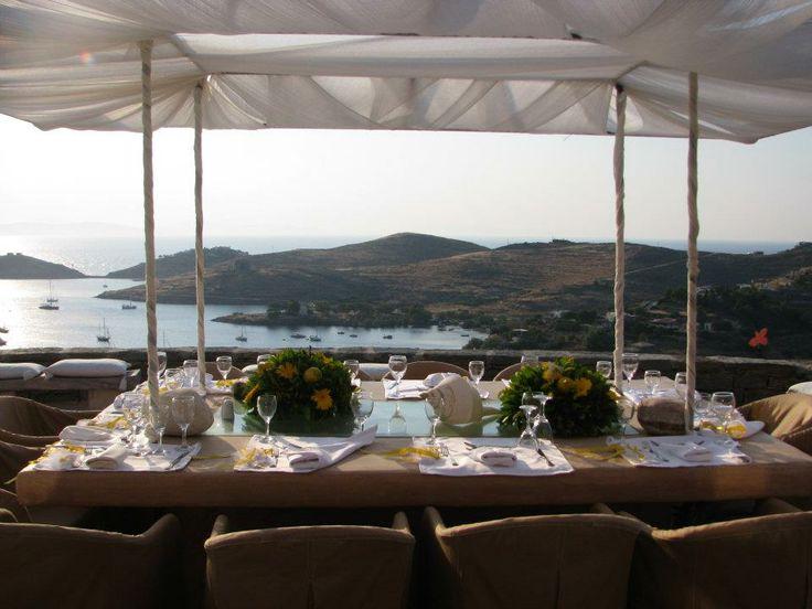 Aigis Suites Kea Wedding