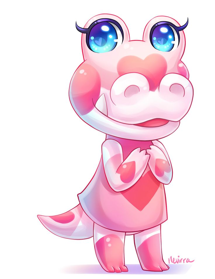 Gayle she s so pink and lovely for Animal crossing new leaf arredamento