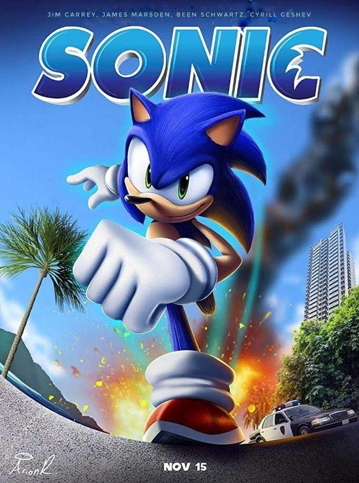 Sonic the Hedgehog (2019) FULL'ONLINE Movie - [HD ...