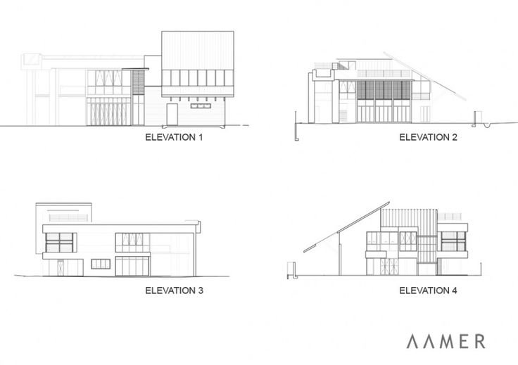 The Merlimau House Design by Aamer Architects - Architecture & Interior Design Ideas and Online Archives | ArchiiiArchiii