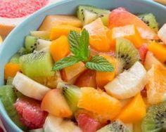 Salade d'agrumes coupe-faim Croq'Kilos à l'orientale