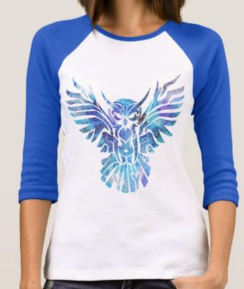 Blue owl Shirt