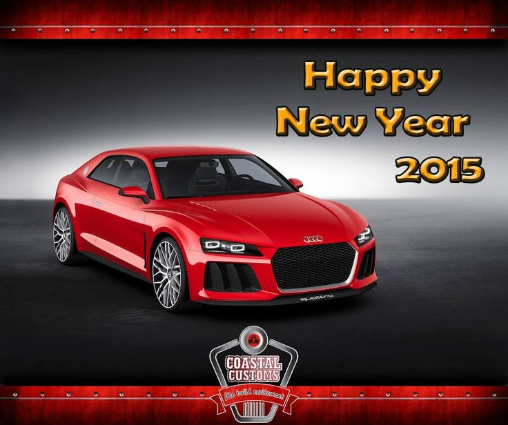 Coastal Customs wishes everybody a Happy New Year, we hope that 2015 is a prosperous year for you as you look forward to taking on new projects. #newyear