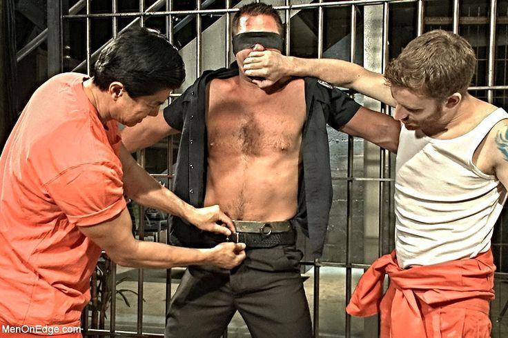 Guards Sharing Prisoner