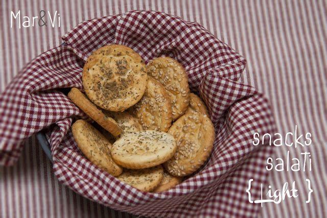Mar Creative Studio - Italia: Oggi cucino io: Snack Salati (Light)