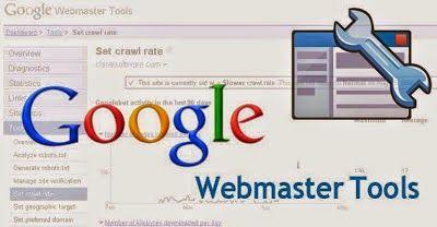 Mutiara Marwah: Cara Mendaftarkan Blog ke Webmaster Tool