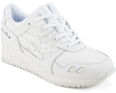 Asics® Men'S Gel-Lyte Iii Trainers in White for Men