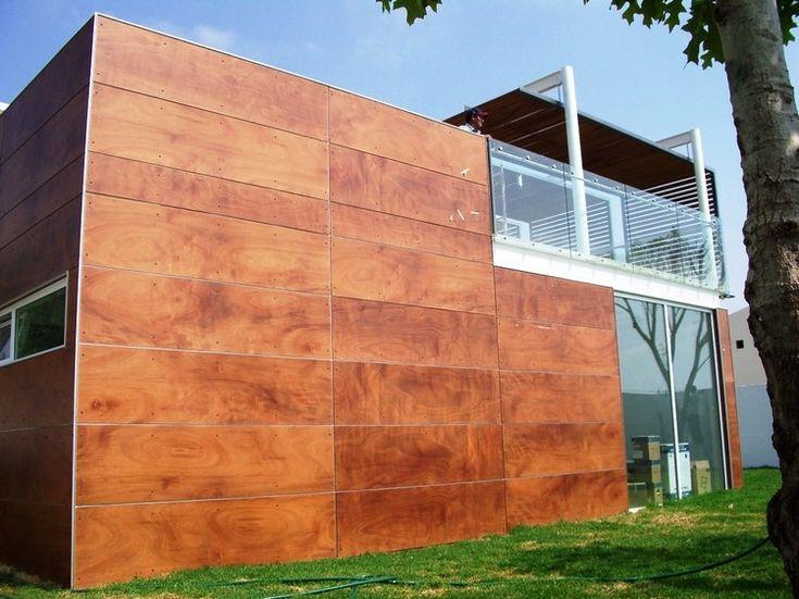 hinterlüftete Fassade Aufbau und Kosten