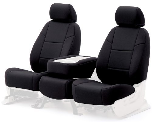 Coverking Custom Fit Seat Cover for Toyota Tacoma - (Neosupreme, Solid Black) by Coverking, http://www.amazon.com/dp/B000ZAQOHS/ref=cm_sw_r_pi_dp_OnYQqb0VD58A1