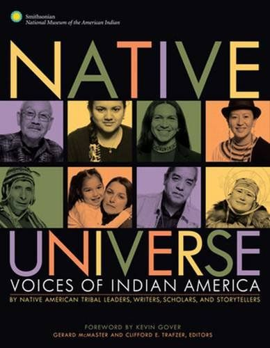 Native Universe: Voices of Indian America de Kevin Gover https://www.amazon.ca/dp/1426203357/ref=cm_sw_r_pi_dp_U_x_tgYQAbQ6DQM54