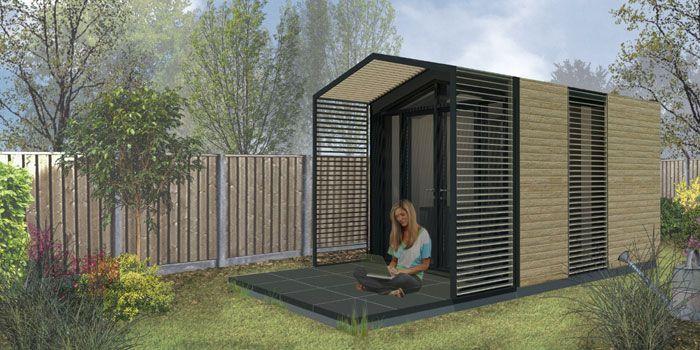 Tuinhuis onder architectuur   Verbouw je eigen huis