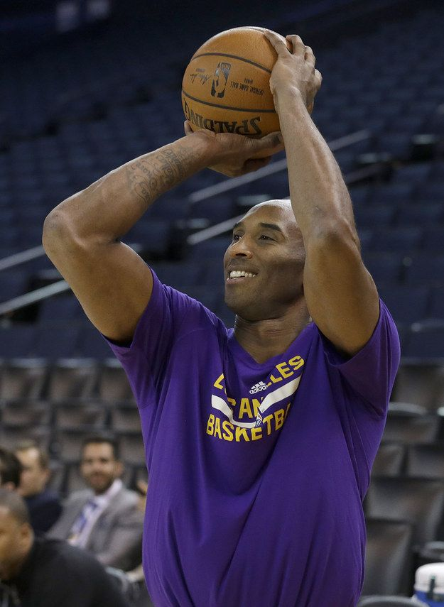 Kobe Bryant Announces He Will Retire From Basketball At The End Of Season
