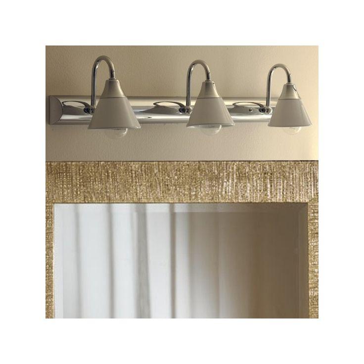 Le 17 migliori idee su specchi bagno su pinterest com - Applique per bagno classico ...
