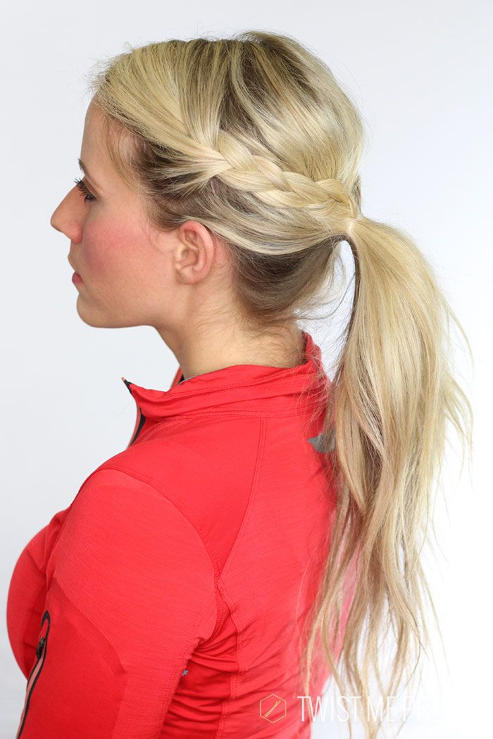 Fantastic 1000 Ideas About Workout Hairstyles On Pinterest How To Style Hairstyles For Women Draintrainus