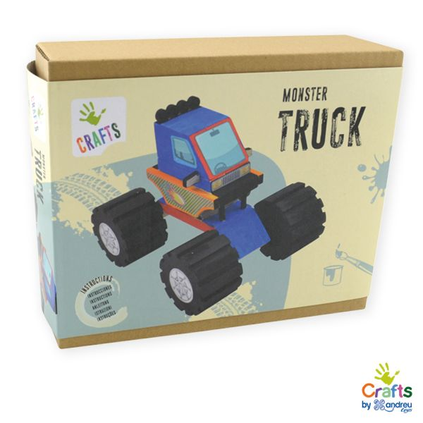 AndreuToys - Monster Truck