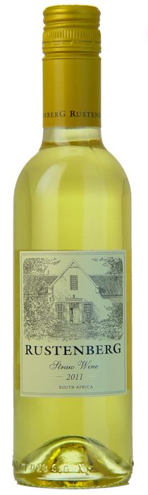 2011 RUSTENBERG Straw Wine - majestic £12.99 down to £8.99 if you buy two bottles.