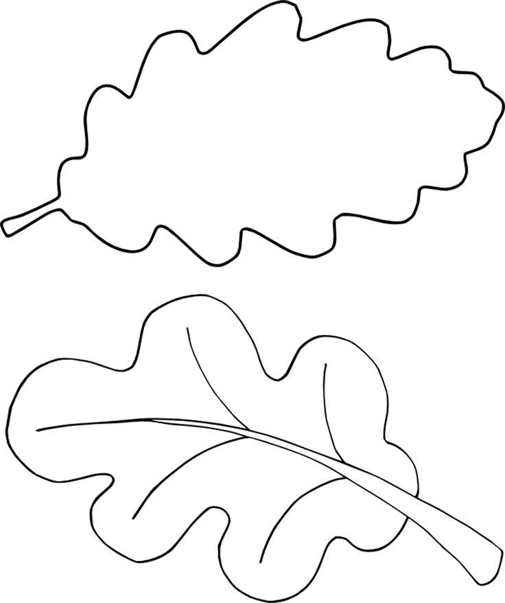 листья картинки шаблоны для вырезания готовила салат принц