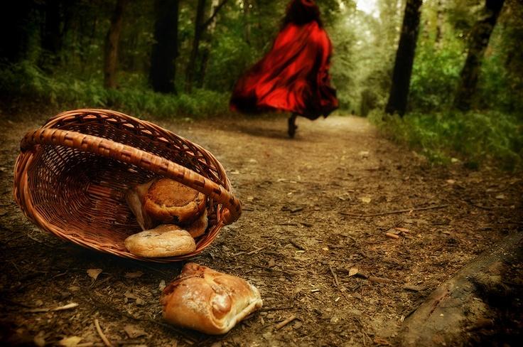 Red Riding Hood by Alexander Melanchenko, via 500px