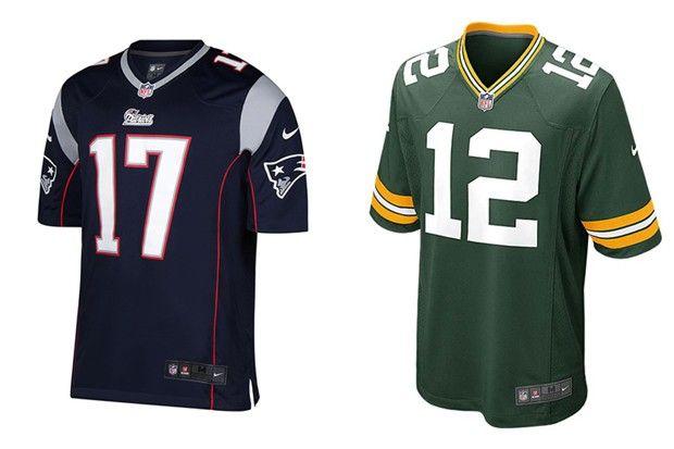 Com futebol americano em alta no país, Nike começa a vender camisas de quatro times da NFL em loja virtual