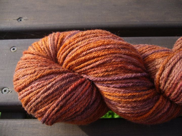 Iron Ore - From The Earth   Red Riding Hood Yarns
