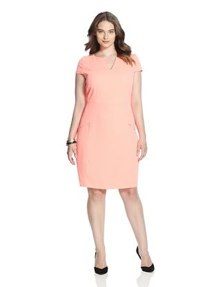 T Tahari Women's Christina Dress