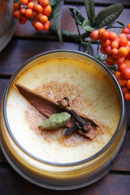 Bhapa Doi: Traditional Bengali Dessert in 2 exotic flavours: Masala Chai and Chocolate Orange