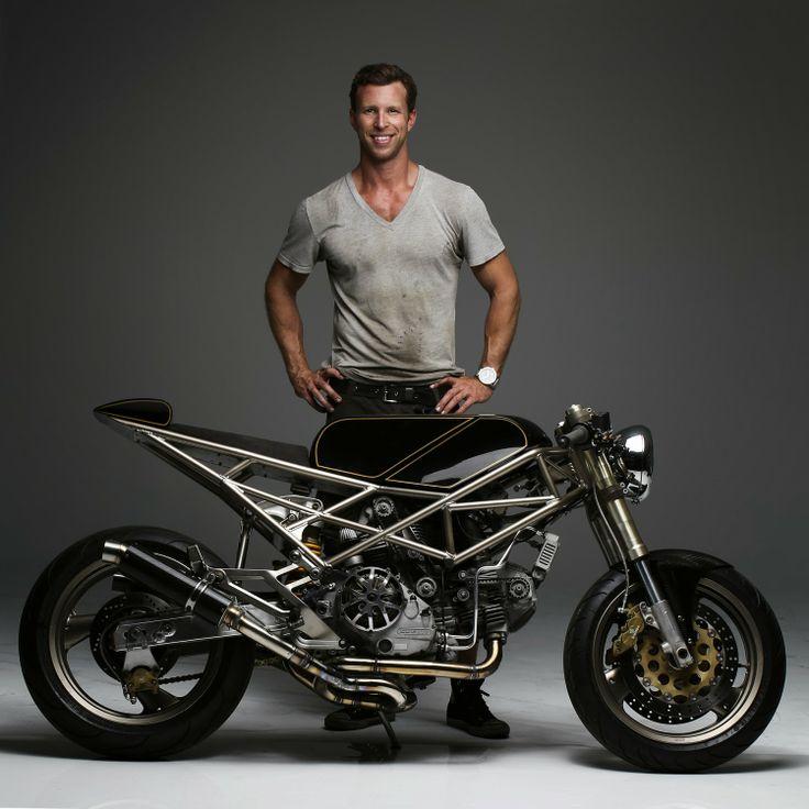 Custom Ducati 900