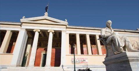 Ο Διεθνής Αερολιμένας Αθηνών εγκαινιάζει τη συνεργασία του με τη Διεθνή Έκθεση Σύγχρονης Τέχνης Art-Athina, που γιορτάζει φέτος τα 20α γενέθλιά της. #installation #exhibition #culture #art #freeculture #modern