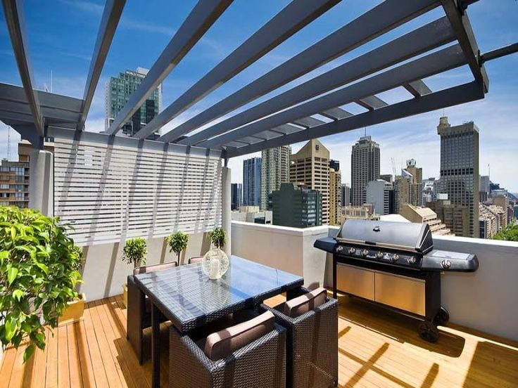 Outdoor living design with balcony from a real Australian home - Outdoor Living photo 288095