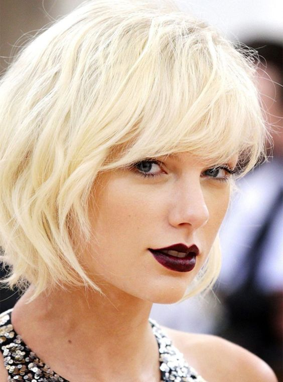 20 Best Blonde Bob Haircuts With Side Bangs In 2018 Bob Hair